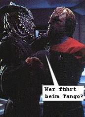Worf tanzt
